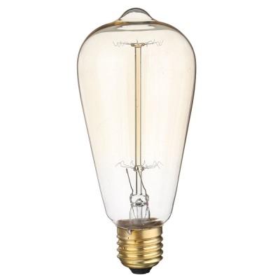 Ampoule allongée