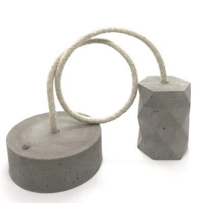 """La suspension """"cylindre facettées"""""""